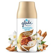 Glade Auto Spray Refill Sandlewood & Jasmine 269ml (GARL)