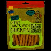 Goodboy Deli Treats Chewy Twists with Chicken 320g (05630)