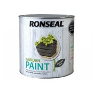 Ronseal Garden Paint Charcoal Grey 2.5l (38509)