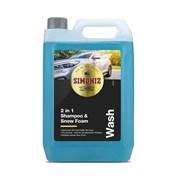 Simonz 2 In 1 Shampoo & Snow Foam Cleaner 5l (SAPP0173A)