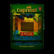 Cuprinol Ducksback Forest Oak 5lt (5092434)