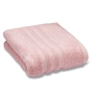 Catherine Lansfield Zero Twist Hand Towel Pink