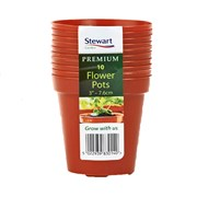Stewart Premium Flower Pot 7.6cm 10s (239083)