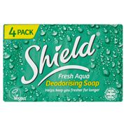 E.sheild Aqua 4 Pack 115gm (0795211)