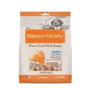 True Instinct Real Chunks Salmon Freeze Dried Dog Food 200g (TICS)