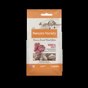 Natures Menu True Instinct Freeze Dried Beef Meat Bites 20g (TIBBI)