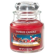 Yankee Candle Jar Christmas Eve Small (1199607E)