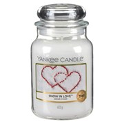 Yankee Candle Jar Snow In Love Large (1249712E)