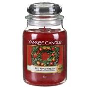 Yankee Candle Jar Red Apple Wreath Large (1120697E)