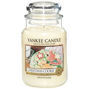 Yankee Candle Jar Christmas Cookie Large (115504E)