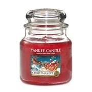 Yankee Candle Jar Christmas Eve Medium (1199604E)