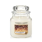 Yankee Candle Jar All Is Bright Medium (1513534E)