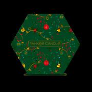 Yankee Candle 18 Tea Lights 1 Holder Gift Set (1631467E)