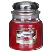 Yankee Candle Jar Letters To Santa Medium (16313649E)