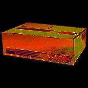 Small Postal Box 28cm x 18cm x 11cm (OBS861)