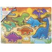 Wood Works Dino Chunky Puzzle (1374992.00)