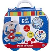 Hti My Play House Medic Backpack (1375718.00)
