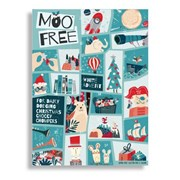 Moo Free Alternative To White Choc Advent Calendar 70g