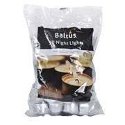 Baltus 8hr Burn Night Light White 50s (PEV020-50)