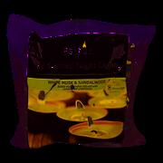 Baltus 8hr Burn Night Light White Musk+sandalwood 20s (PES020-20WM)