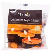 Baltus 8hr Nightlights Orange & Cinnamon 20s (PES020-20OC)