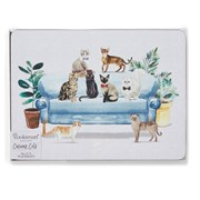 Cooksmart Curious Cats Placemats 4pack (AC1734)