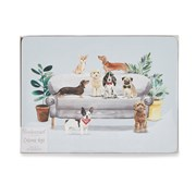 Cooksmart Curious Dogs Placemats 4pack (AC1748)