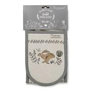Cooksmart Country Animals Dble Oven Glove (DG1788)