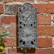 Smart Garden Westminster Wall Clock & Thermometer (5065000)