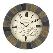 "Smart Garden Stonegate Outdoor Clock 14"" (5065031)"