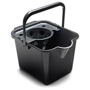 Addis Mop Bucket & Wringer Black (514063BLK)