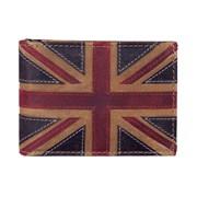 Union Jack Id/card Holder Brown Multi (5140-29 BROWN MULTI)