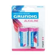 Grundig Alkaline Battery 2c (51670)