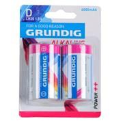 Grundig Alkaline Battery 2d (51673)