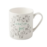 Everyday Home Eh Cat Can Mug (5199947)