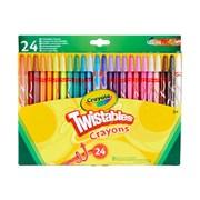 Crayola 24 Twistable Crayons (52-8501-E-001)