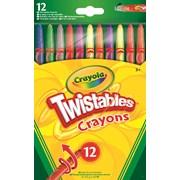 Crayola 12 Twistable Crayons (52-8530-E-000)