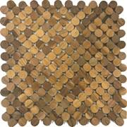 Creative Tops Ct Naturals Circle Wood Placemats 2pk (5234373)