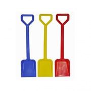 Palgrave Plastic Spade Assorted 46cm (53116)