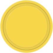 A.plate Sunshine Yellow 8s 22cm (55015-09)