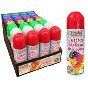 Glitter Hair Spray Asstd 200ml (5509)