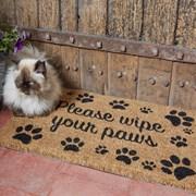 Smart Garden Wipe Your Paws Decoir Doormat 75x45 (5511012)