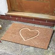 Smart Garden Heart Felt Doormat 45x75 (5511052)