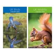 Midi Wall Calendar Birds/wildlife (553)
