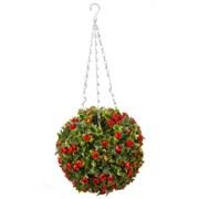 Smart Garden Topiary Red Rose Ball 30cm (5601002)