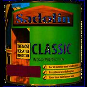 Sadolin Classic Mahogany 2.5lt