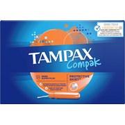 Tampax Compak Super Plus 18's (57765)