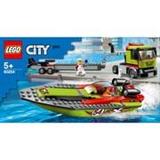 Lego® City Race Boat Transporter (60254)