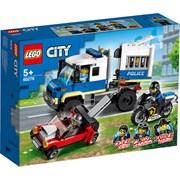 Lego® City Police Prisoner Transport (60276)