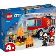 Lego® City Fire Ladder Truck (60280)